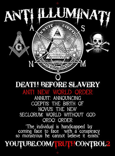ANTI ILLUMINATI BY BABYBOY OFFICIAL by THE TATTOO ARTIST