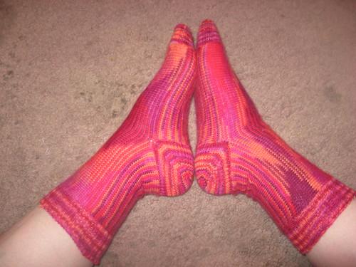 Sock Madness 4, Round 1