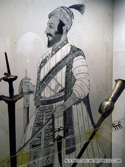 Mughal swords