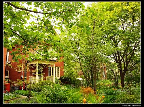 My Temporary Stay at Peterborough, Ontario