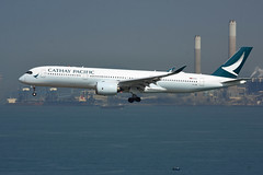 Cathay Pacific B-LRM (Howard_Pulling) Tags: hongkong airport hkia air airlines aviation hk howardpulling aeroplane china