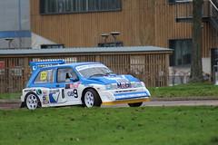 MG Metro 6R4 (CBG1970) Tags: raceretro stoneleigh historic race rally classic motorsport motorracing mg metro 6r4 gpb