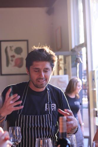 Chef Ludo <span class=