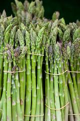 Farmers' Market Asparagus (caitlincooper) Tags: green losangeles spring nikon farmersmarket vegetable fresh asparagus produce veggies studiocity charleslamb d40