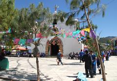 San Sebastian Zinacantan (Ilhuicamina) Tags: mexico maya festivals churches fiestas iglesias chiapas zinacantan mexicanas