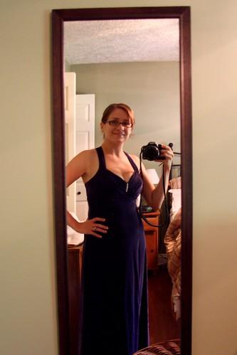 2009-07-09 Prom Dress