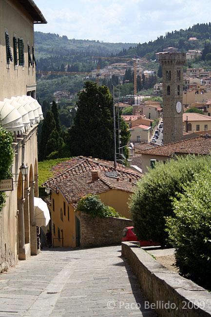 Vía San Francesco. © Paco Bellido, 2009