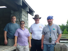 July 11th Caching Crew