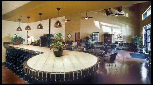 Cafe Marimba - overview