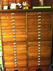Organizational tools
