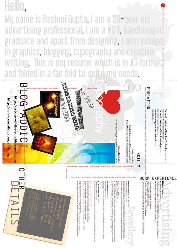 gd resume