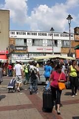 The Wilton Method School for Cake Decorating (zaza_bj) Tags: london dalston ridley gillett