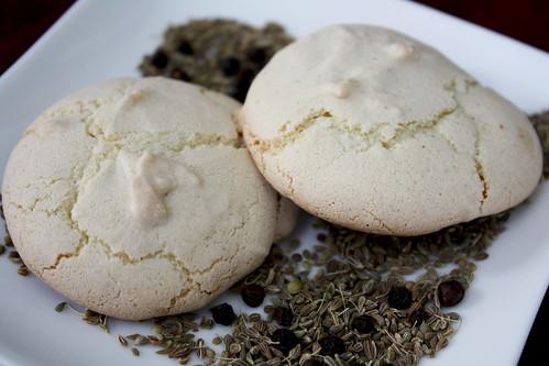 Black Pepper Anise Cookies