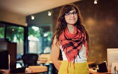 Martha v2 (isayx3) Tags: portrait 50mm diy office nikon dof bokeh f14 14 business explore pocket nikkor studios frontpage d3 wizards monopod sb800 beautydish strobist plainjoe isayx3