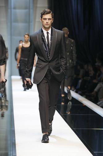 Sean O'pry3030_SS10_Milan_Dolce&Gabbana(Official)