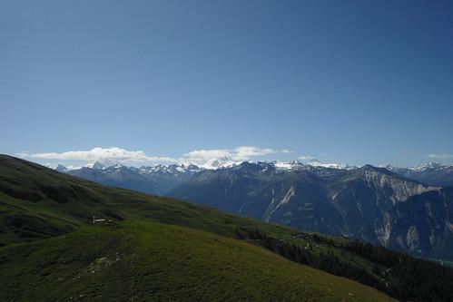 Aussicht Rinderhütte
