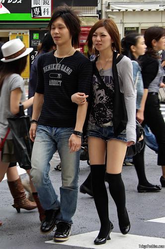 Shibuya Arm in Arm