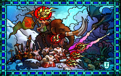 Mosaic - Fortress