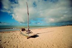 jangada (Ricardo S Oliveira) Tags: sea film lens fishing nikon kodak sigma 1020mm jangada nikonf6 noritsu ricardosoliveira