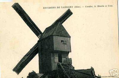 Moulin à vent de Candor