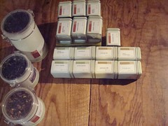 Adagio tea shipment