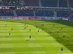 Hannover 96: Mainz 05   1:1 (cardanlight) Tags: hannover arena mainz awd 96 kurve rote mains05