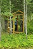 Timberframe Outhouse