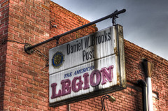 Legion Americana (the world seen through my eyes) Tags: summer usa unguessed nikon pittsburgh pa 2009 hdr braddock d300 swissvale steelcity ungessed guesswherepittsburgh lreyesgonzalez