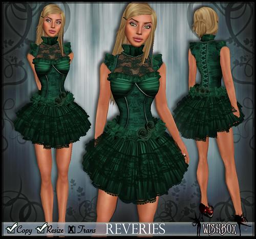 Reveries - Green