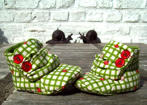 Baby Shoes Je Frsh Review