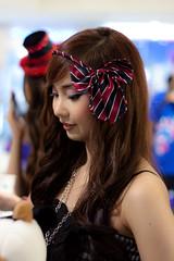 IMG_1031 (WetCraft) Tags: hot pretty cosplay jerome ribbon pinay pinoy chua whitehat alodia canon50d jeromechua