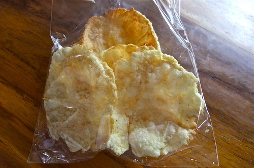 Keropok (Crackers)