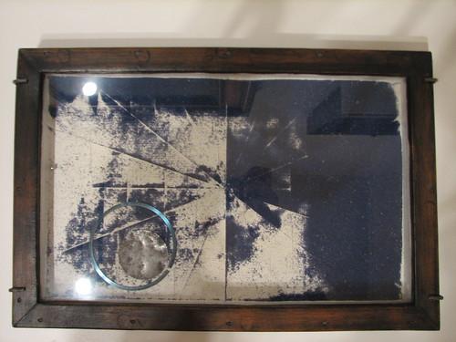 Joseph Cornell Sand Box series