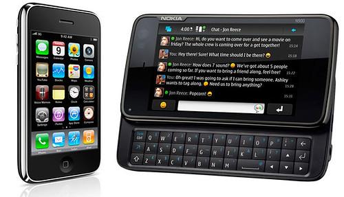 N900vsiPhone