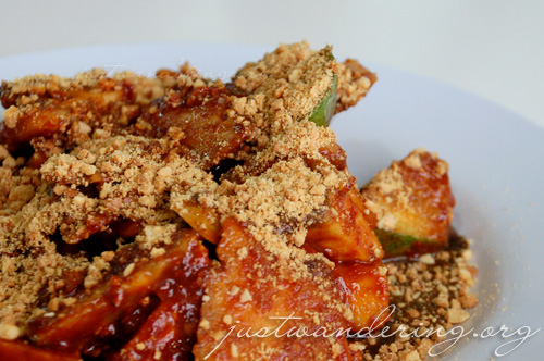 Penang Food Village Rojak