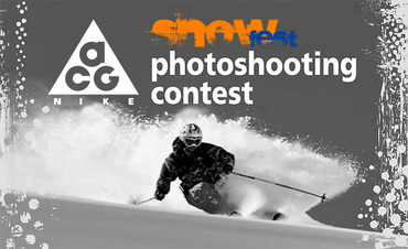 NIKE ACG PHOTO CONTEST 09