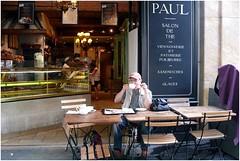 Paris 2009 August - chez Paul (normandie2005_horst Moi_et_le_monde) Tags: paris france paul parijs parigi páras پاریس paryż 巴黎 パリ paříž פריז باريس pariisi pariz париж 파리 parisjetaime parīze paräis პარიზი पेरिस париз פּאַריז parisgeotagged parīžios парыж парис փարիզ paryžiuje