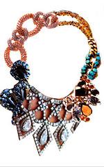 Tom Binns = Love. (PinkSugarFuck) Tags: inspiration necklace chains jewelry ring chain ysl fabric independent indie bracelet cuff chanel choker louisvuitton designerlanvin