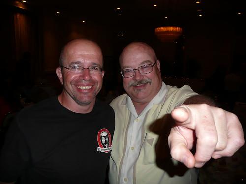 Peter Bouckaert & Dave Keene