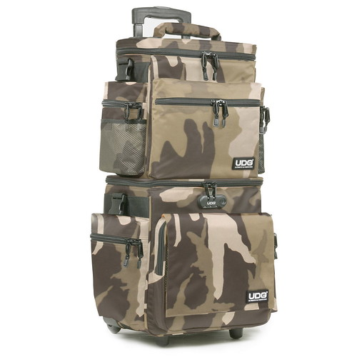 UDG SLINGBAG TROLLEY DELUXE SET DJ BAG