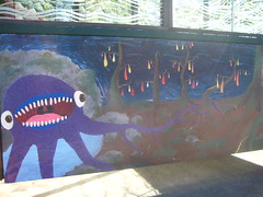 (Divine Harvester) Tags: seattle metro shelter tentacles