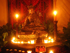 Buddhafield East Shrine
