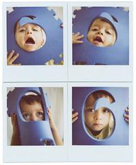 Making of (Cea tecea) Tags: portrait polaroid teo makingof 779 690srl