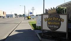 Idaho Potato Museum - Blackfoot, Idaho (ap0013) Tags: usa museum america nikon id idaho potato americanwest blackfoot d90 nikond90 blackfootidaho potatomuseum idahopotatomuseum