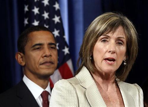 Obama / Browner