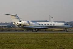N540M - Private - Gulfstream V - Luton - 090318 - Steven Gray - IMG_1717
