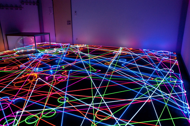 IBR Roomba Swarm in the Dark VII