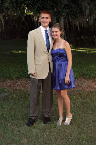 Brian's Freshman Homecoming