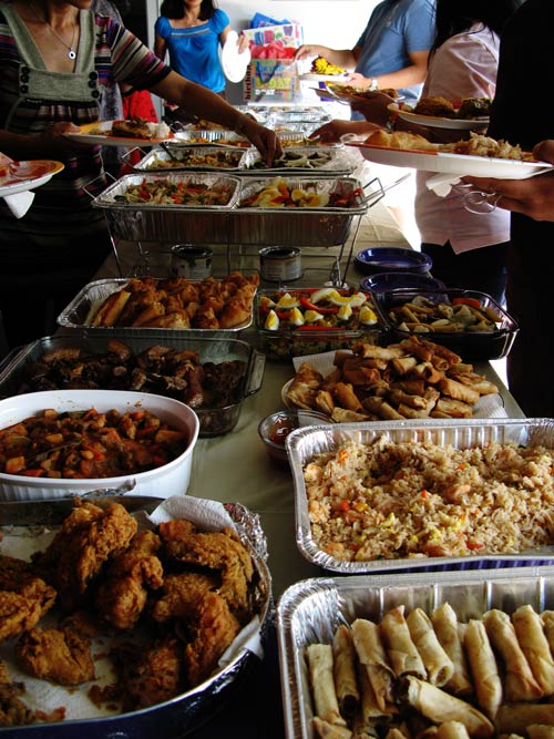 Filipino Party Food 1