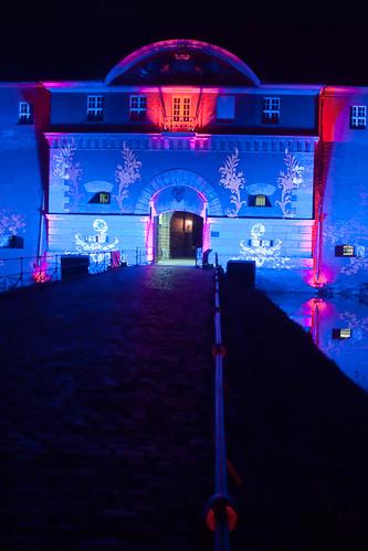 Zitadelle Spandau - Eingang